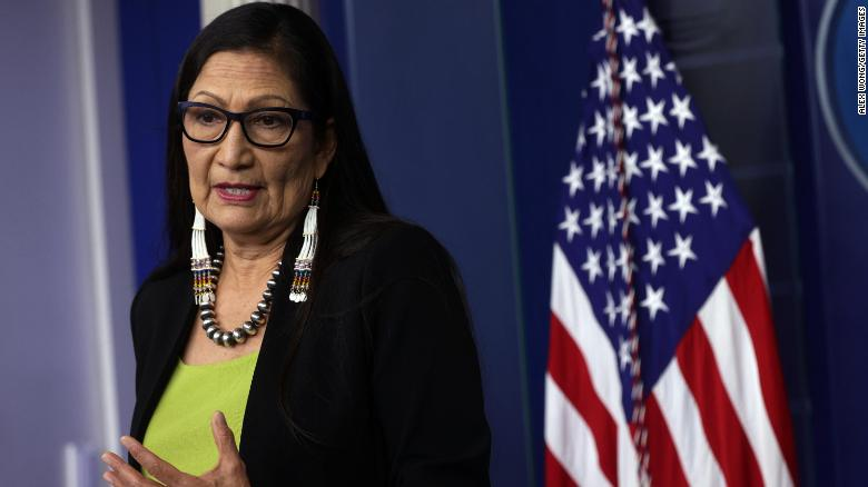 Interior Department will investigate Indigenous boarding schools and identify burial sites