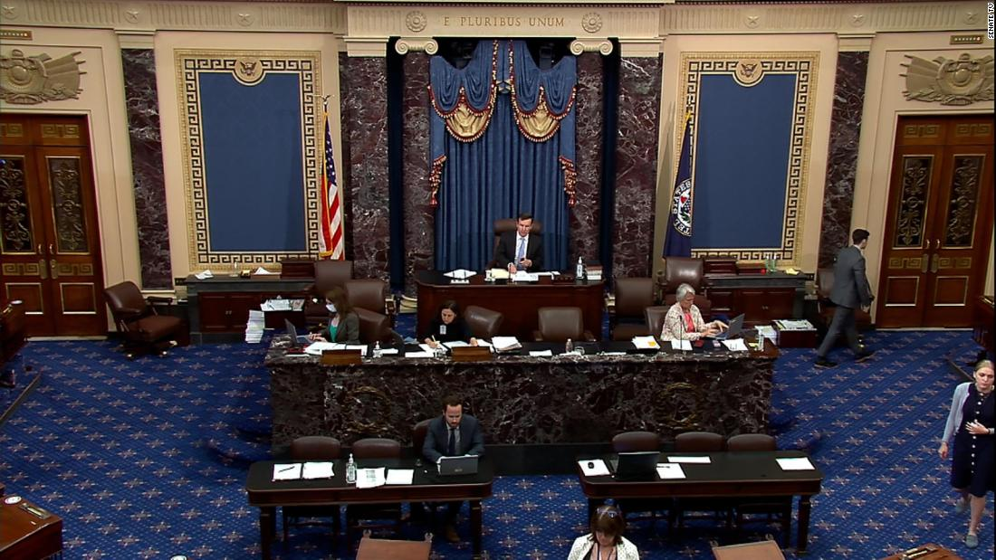 Stinging defeat for Democrats as election bill fails in Senate