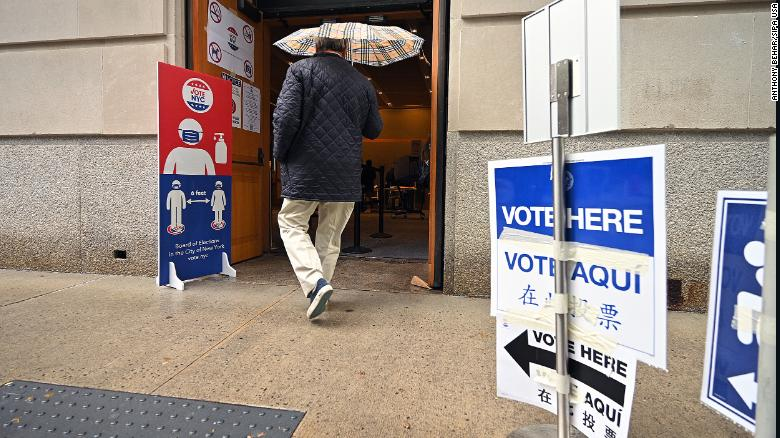 NYC mayoral primary to be decided by ranked-choice vote tabulation because no candidate will win outright, CNN projects