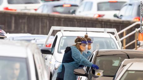 Australia's biggest city heading into two-week hard lockdown to contain Delta coronavirus outbreak