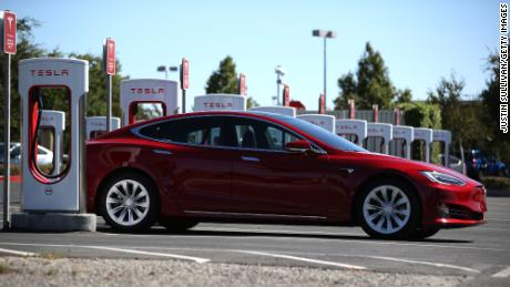 Why Tesla stock is getting left in Ford's and GM's dust