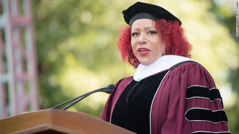 Nikole Hannah-Jones won't take UNC position without tenure, lawyers say