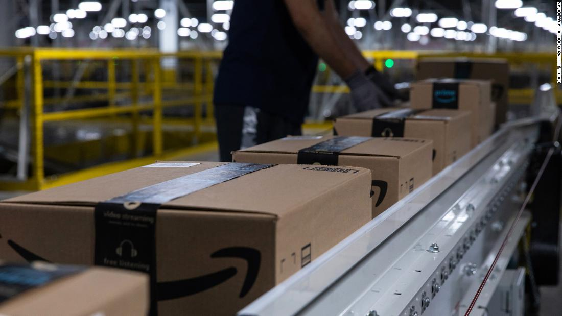 Sellers dialed back deals for Amazon Prime Day, but shoppers still showed up