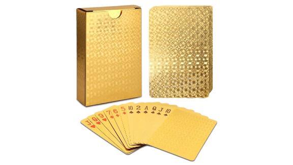Eay Luxury Waterproof Playing Cards Deck