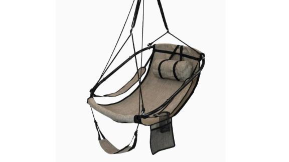 Sunnydaze Decor Fabric Hammock Chair