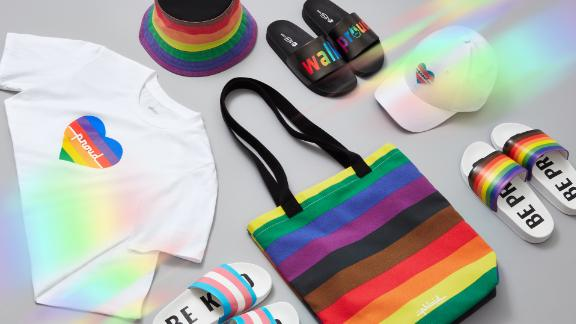 Products from Saks Off Fifth's first gender-neutral clothing and accessories line.