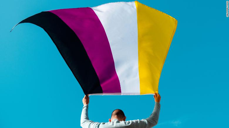 1.2 million nonbinary people live in the US, a new study says