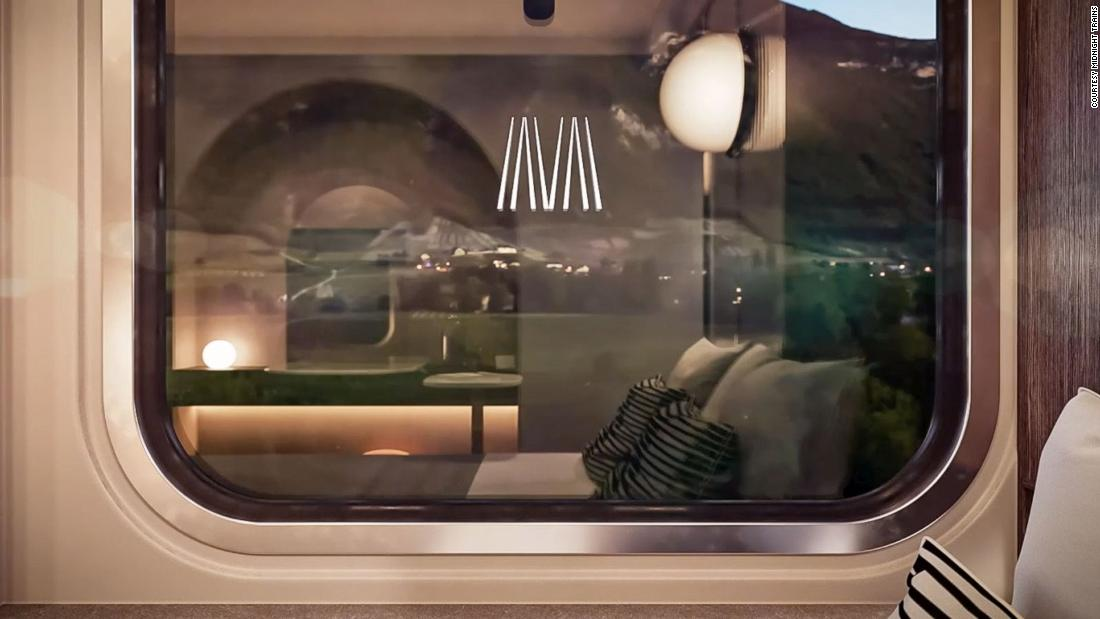 Plans for new network of European sleeper trains unveiled