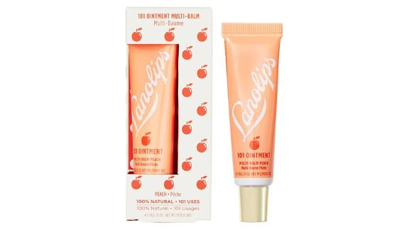 Lanolips Peach 101 Ointment Multi-Balm