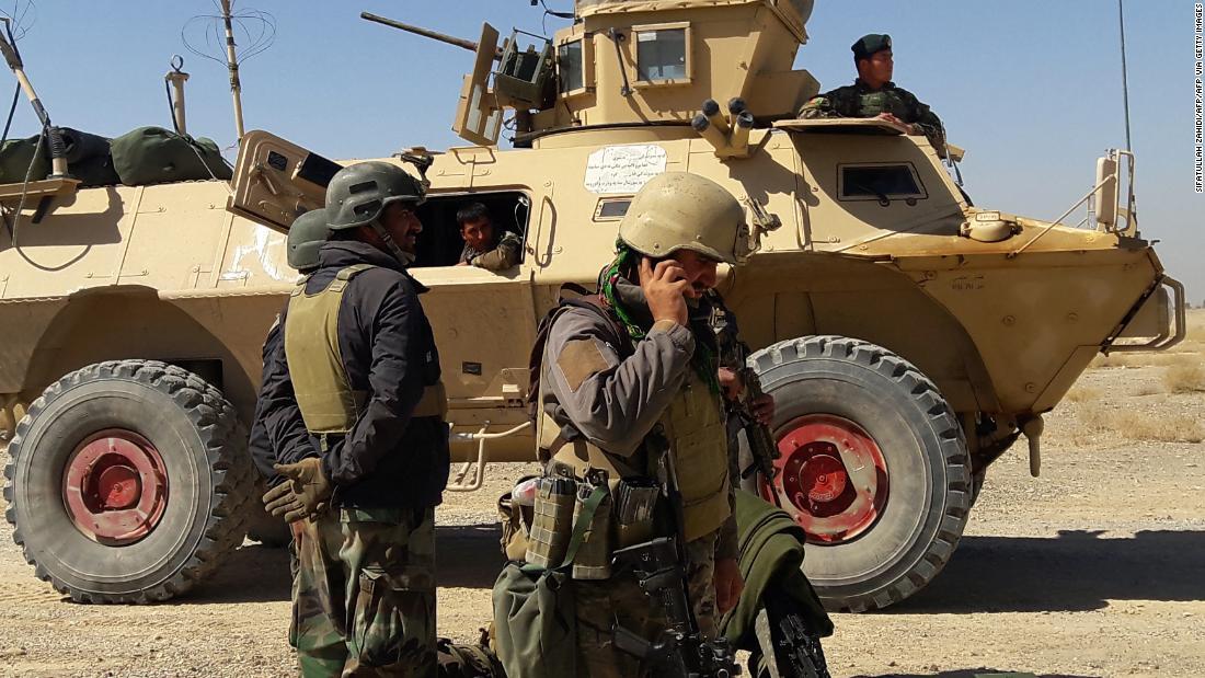 Afghanistan is disintegrating fast as Biden's troop withdrawal continues