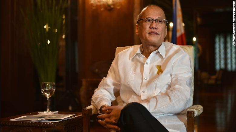 Former Philippine President Benigno Aquino dies age 61