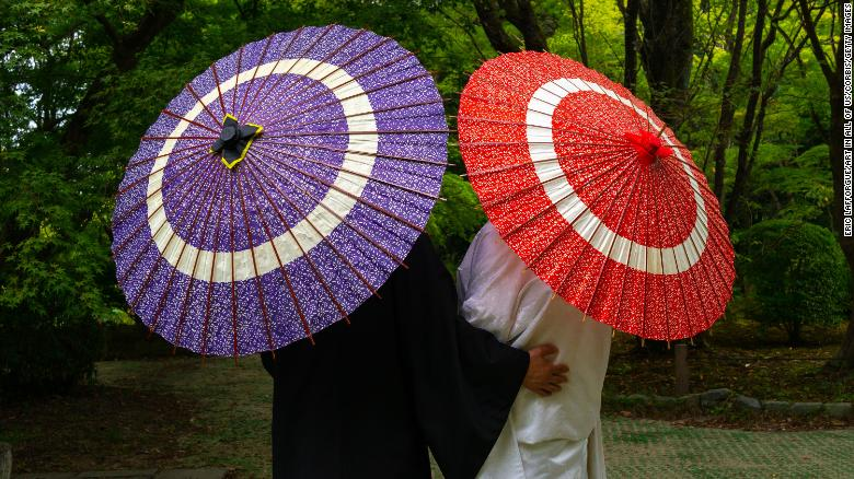 Japan's top court rules couples must use the same surname