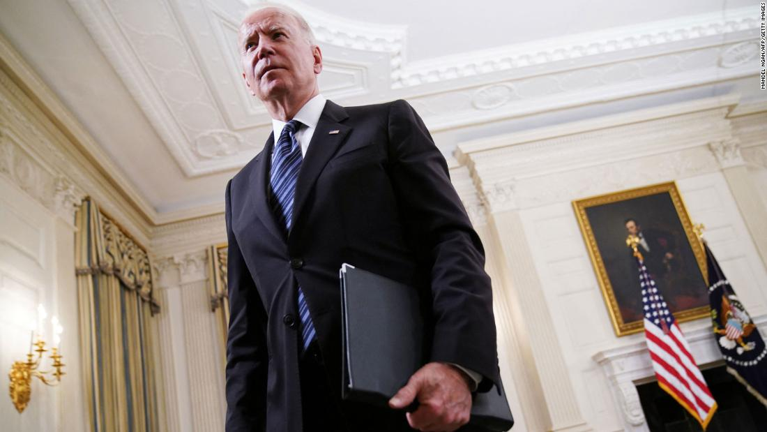 Why the infrastructure deal is so important for Joe Biden