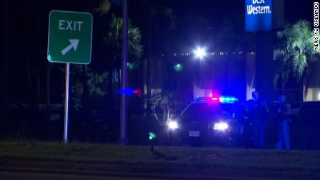 Manhunt continues for a suspect in the shooting of a Daytona Beach officer
