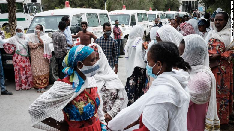 Condemnation builds over deadly government airstrike in Tigray