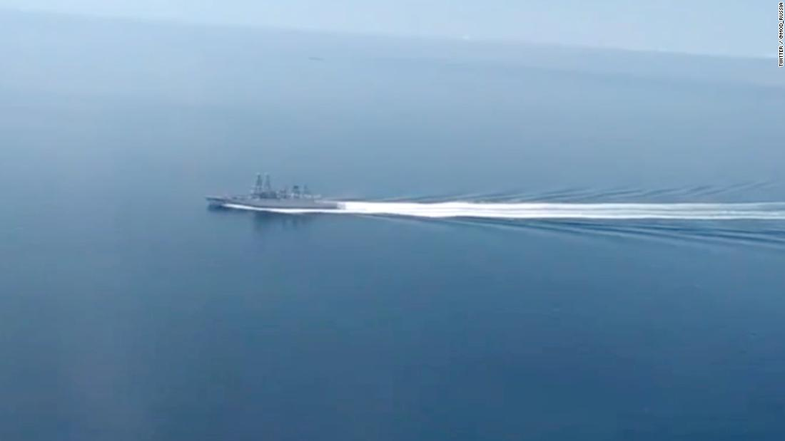 Conflicting accounts of Crimean naval confrontation emerge