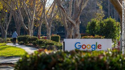Google Mountain View 2020