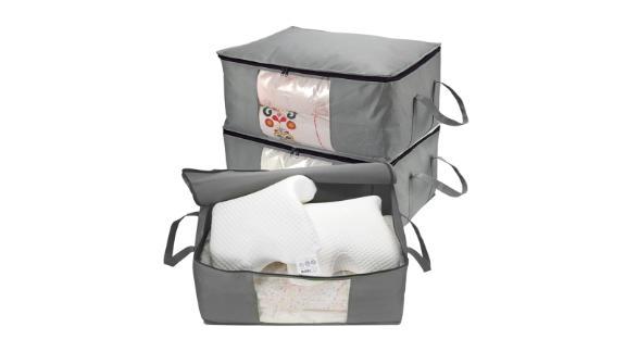 CCidea Clothes Organizers Storage Bag