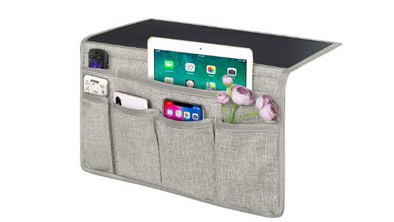 6-Pocket Bedside Caddy