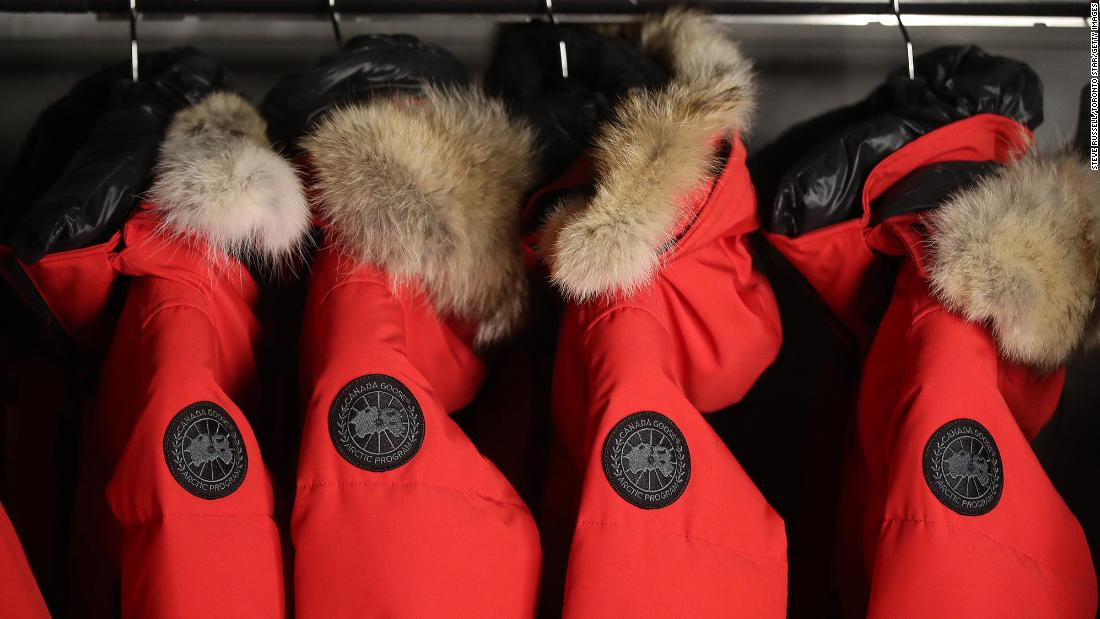 Canada Goose goes fur-free