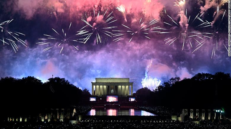 CNN to cover July 4th from coast-to-coast