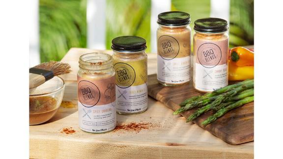 BBQ Blends Rub & Sauce Kit