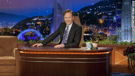 Perché Conan O & # 39;  Brian è stato un ospite notturno così brillante