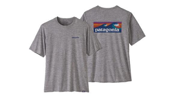Patagonia Capilene Cool Daily Graphic Sun Shirt