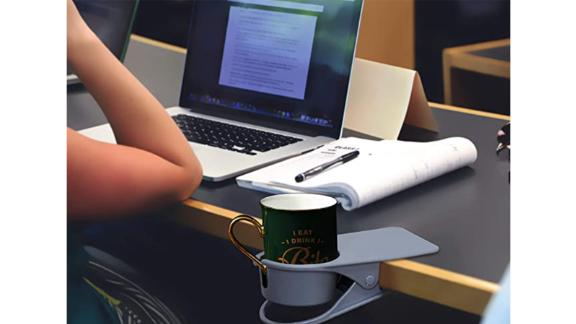 Drinking Cup Holder Clip