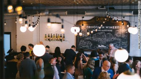 Brooklyn Winery started booking weekday weddings for this summer to help meet demand.