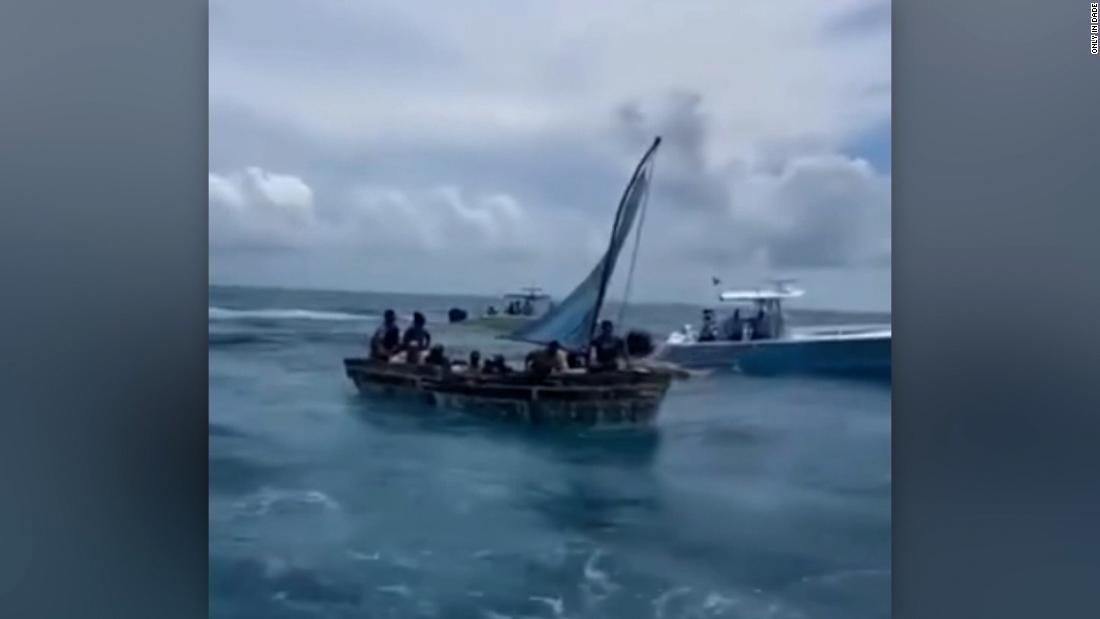 Cuban migrants are attempting treacherous journey to US