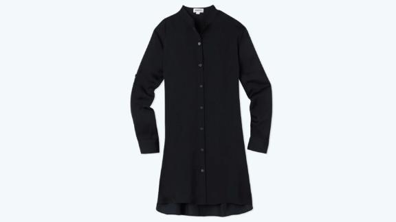Summersalt The Short Effortless Shirtdress Cover-Up