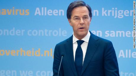 Hungary 'no longer has a place in the EU,' says the Dutch leader