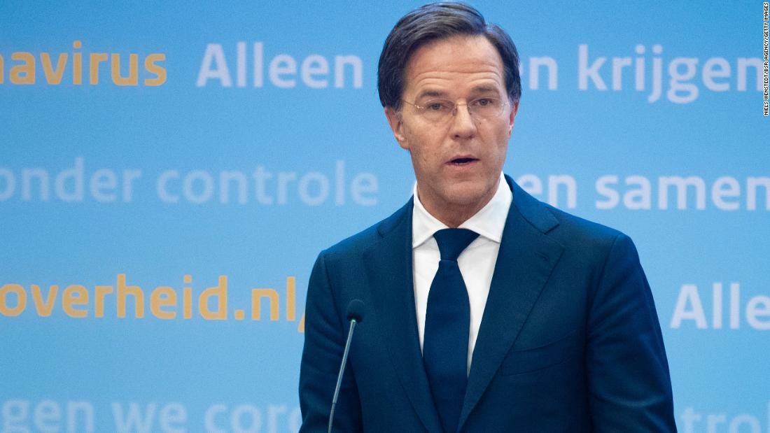 Hungary 'has no place in the EU anymore,' Dutch leader says