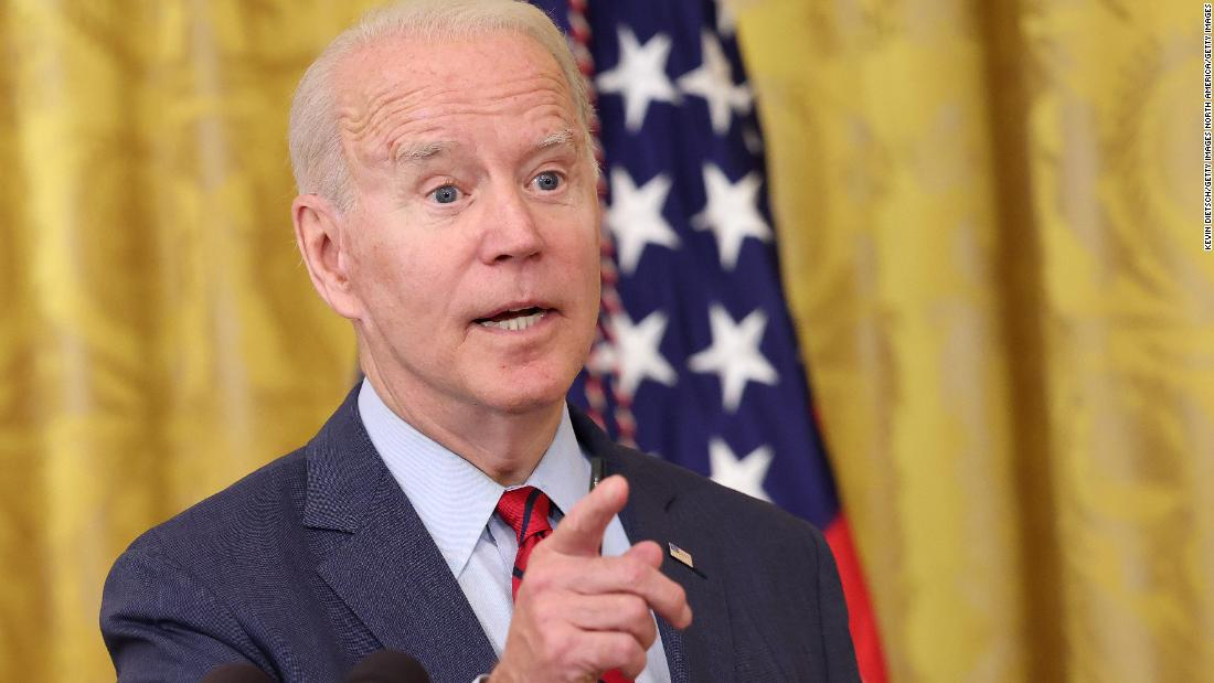 Biden bets on his own, old-fashioned belief that Washington can work