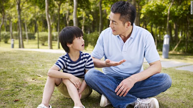 How much do you reveal to your child? That depends on many factors, including age.