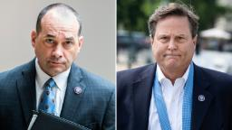 'Racist' shouted at GOP congressman while he pressed education secretary on critical race theory