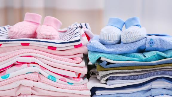 It's time to rethink traditions such as pink clothes for girls and blue clothes for boys.