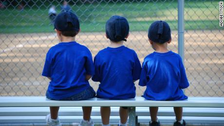 The enjoyment of sports such as baseball doesn't have to be limited to one gender.