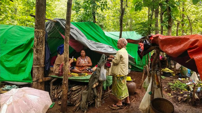 Myanmar fighting since coup has displaced 230,000 people, UN says