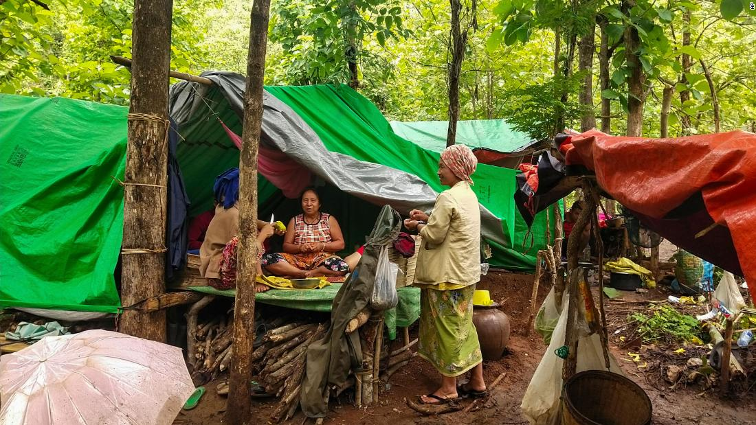 Myanmar fighting has displaced 230,000 people, UN says