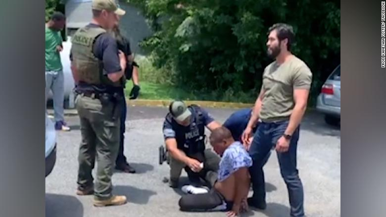 An investigation is underway into the arrest of two siblings in South Carolina that was caught on video