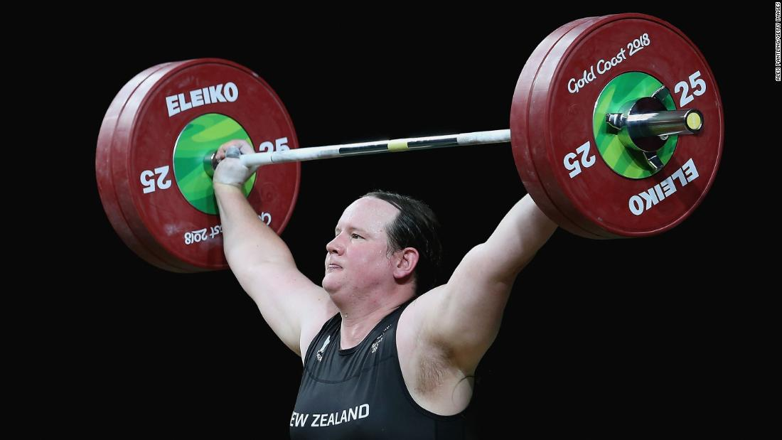 A transgender weightlifter's Olympic dream has sparked an existential debate about what it means to be female