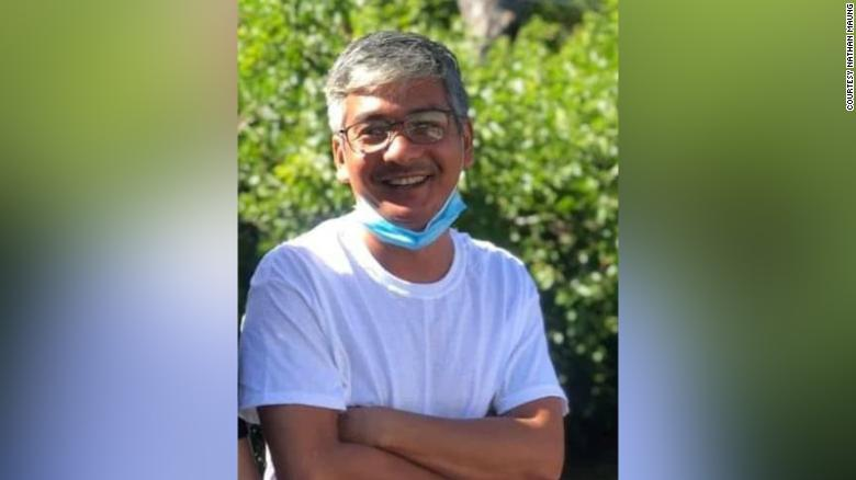 Nathan Maung was detained in Myanmar for more than three months.