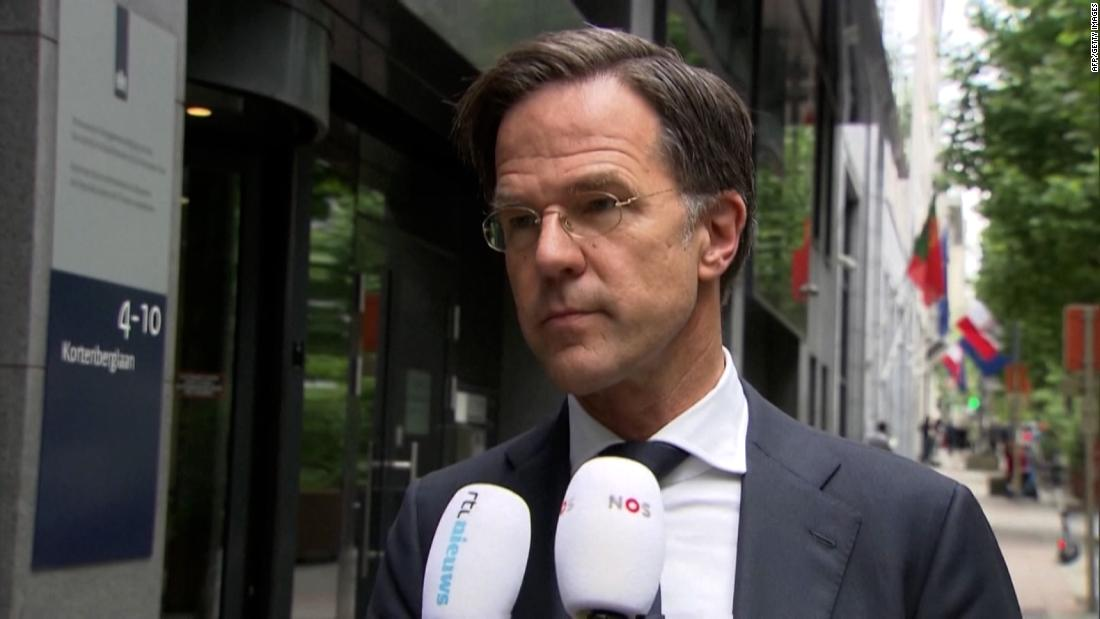 Dutch PM: Hungary has 'no place in the EU'  - CNN Video