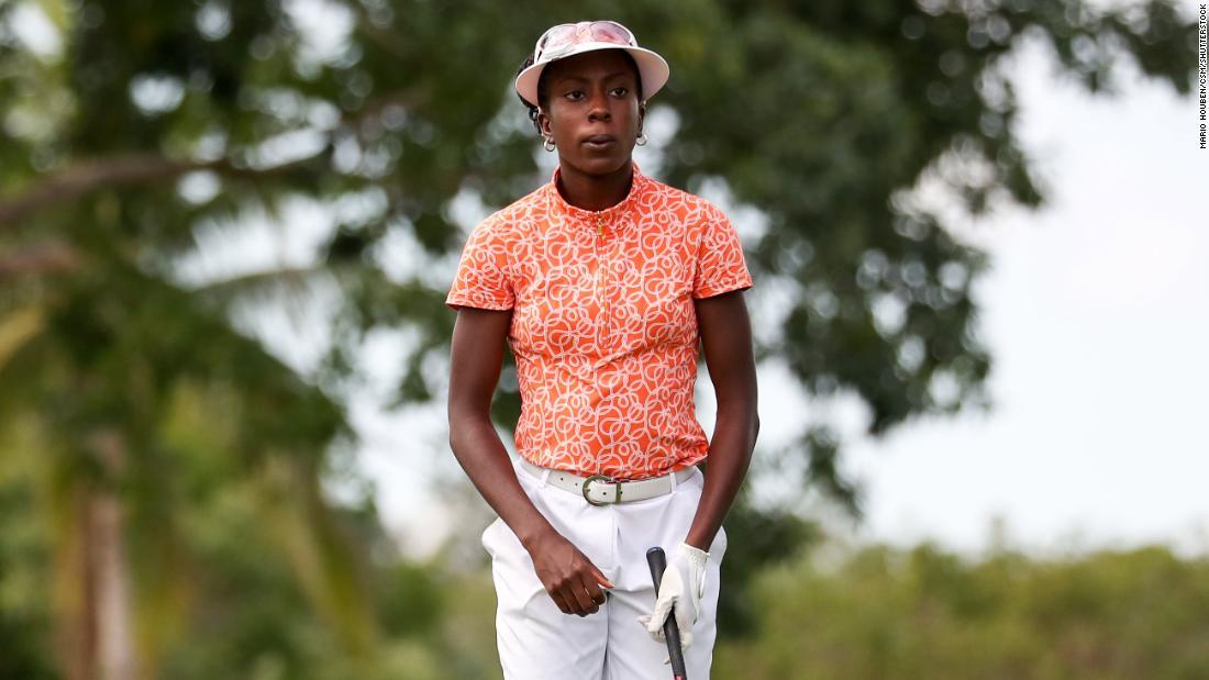 Georgia Oboh: Nigeria's first Ladies European Tour player