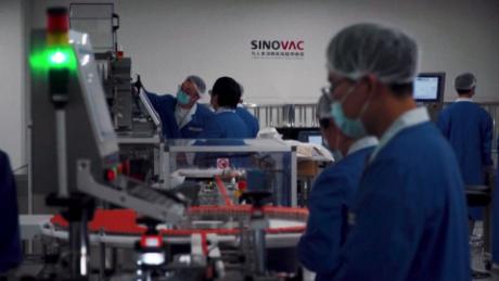Thailand leaked memo raises concerns over Sinovac vaccine's efficacy
