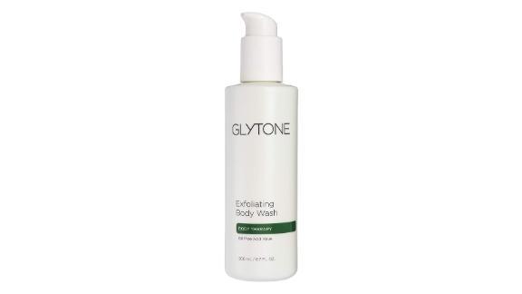 Glytone peeling shower gel