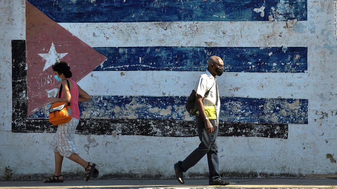 Cubans are risking everything to enter the US