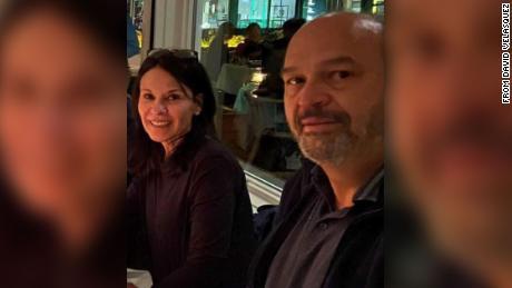 Angela Maria Velasquez and Julio Cesar Velasquez